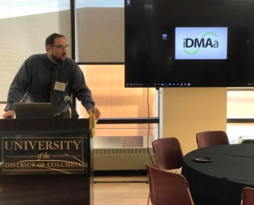 Session Presentation at UDC 2017